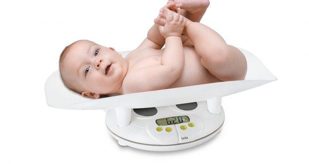 bilancia per neonati