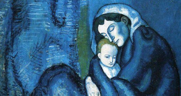 Mamme e figli morti abbracciati