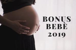 bonus bebè 2019