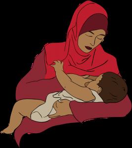 settimana mondiale dell'allattamento al seno