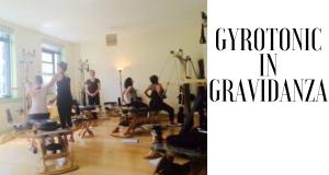 gyrotonic in gravidanza