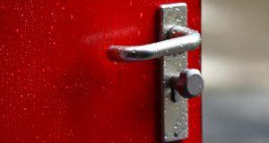 maniglie per porte blindate