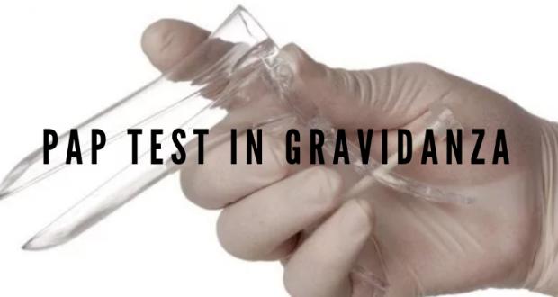 pap test in gravidanza