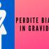 perdite bianche in gravidanza