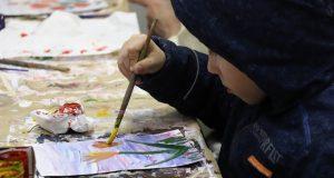 arte e sviluppo dei bambini