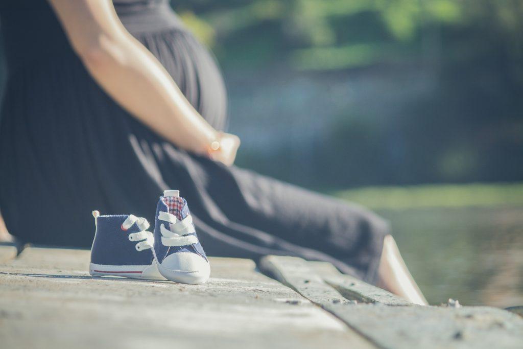 Primi sintomi di una gravidanza